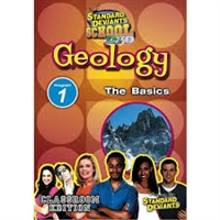 Standard Deviants School Geology Module 1: The Basics DVD