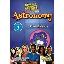 Standard Deviants School Astronomy Module 1: The Basics DVD