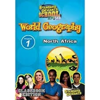 Standard Deviants School World Geography Module 1: North Africa DVD