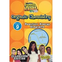 Standard Deviants School Organic Chemistry Module 9: Reaction Energy Diagrams DVD