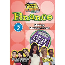 Standard Deviants School Finance Module 3: Money Management DVD