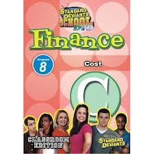 Standard Deviants School Finance Module 8: Cost DVD