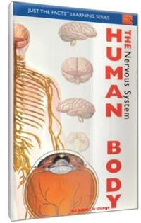 Just the Facts: The Human Body: Nervous System DVD