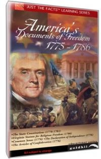Just the Facts: America's Documents of Freedom 1775-1786 DVD