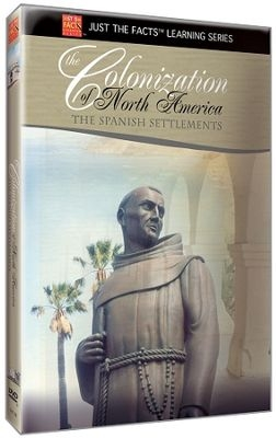 Just the Facts: Colonization of North America: Spanish Settlements DVD