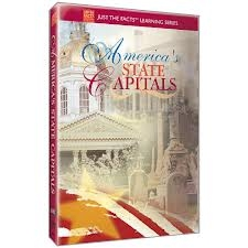 Just the Facts: America's State Capitals DVD
