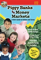 Kidvidz: Piggy Bank to Money Markets DVD