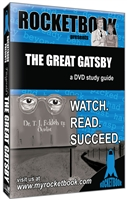 Rocketbooks presents The Great Gatsby DVD