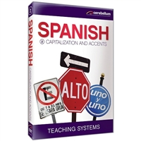 Teaching Systems Spanish Module 2: Capitalization And Accents