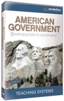 Teaching Systems American Government Module 1: Introduction to Government DVD