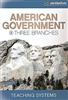 Teaching Systems American Government Module 6: Three Branches of American Government DVD
