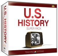 Teaching Systems U.S. History: Super Pack