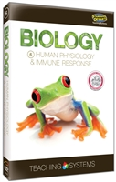 Teaching Systems Biology Module 6: Human Physiology & Immune Response (#GH4009)