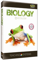 Teaching Systems Biology Module 7: Ecology (#GH4010)