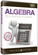 Teaching Systems Algebra Module 1: Foundations of Algebra DVD