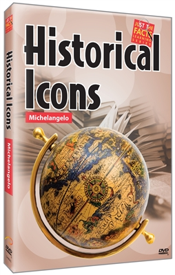Historical Icons: Michelangelo DVD