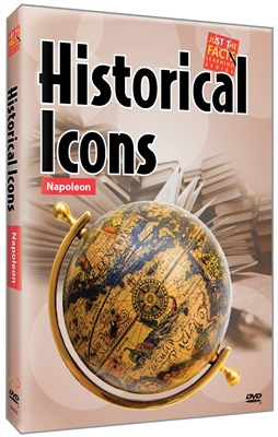 Historical Icons: Napoleon DVD