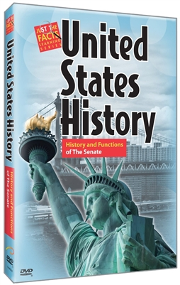 U.S. History : History And Functions Of The Senate DVD