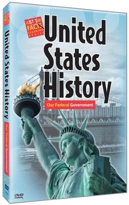 U.S. History : Our Federal Government DVD