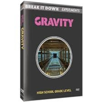 Break It Down Experiments: Gravity DVD