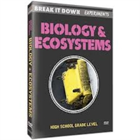 Break It Down Experiments: Biology & Ecosystems DVD