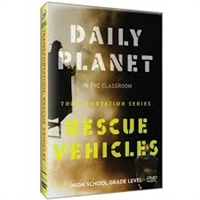 Daily Planet in the Classroom Transportation: Rescue Vehicles (#GH4145)