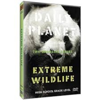 Daily Planet in the Classroom Wildlife: Extreme Wildlife DVD
