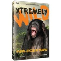 Xtremely Wild: Animal Rescue in Taiwan DVD