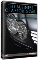 Business of a Sports Car: Production & Marketing DVD