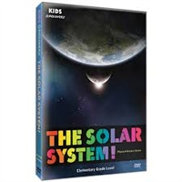 Kids @ Discovery Physical: The Solar System! DVD