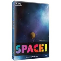 Kids @ Discovery Physical: Space! DVD