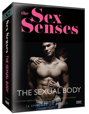The Sex Senses: The Sexual Body DVD