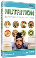 Teaching Systems Nutrition 2: What Your Body Does With Food