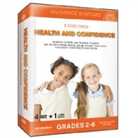 Guidance Systems: Elementary Health and Confidence 4 Pack