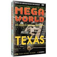 MegaWorld: Texas DVD