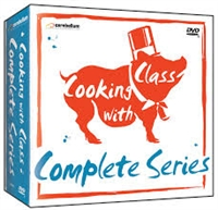 Cooking with Class Super Pack DVD