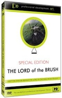 Lord of the Brush DVD