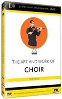 Art and Work for Choir: Music DVD