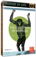 History of Life: The Evolution Of Mankind DVD