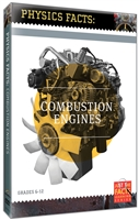 Physics Facts: Combustion Engines DVD
