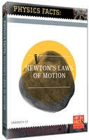 Physics Facts: Newtons Laws Of Motion DVD