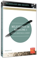 Technology and Society: Milestones In Medicine I (Asepsia, Anaesthesia And Surgery) DVD