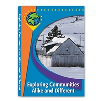 Exploring Communities Alike and Different DVD