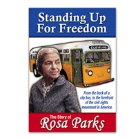 Standing Up For Freedom: The Story Of Rosa Parks DVD
