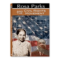Rosa Parks and The Civil Rights Movement DVD