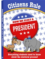 Citizens Rule: How We Elect A President DVD