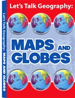 Let's Talk Geography: Maps & Globes DVD