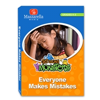 Get Along Monsters: Everybody Makes Mistakes DVD