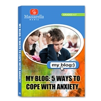 My Blog: 5 Ways To Deal With Anxiety DVD