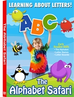 Alphabet Safari